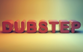 text, dubstep