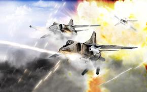 attack, Death in the Sky