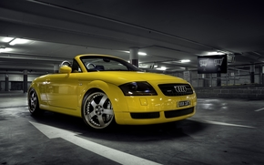 и обои, обои авто, стоянка, парковка, Audi