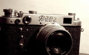 FED, Camera, photo, technique