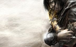 Prince of Persia, dagger, hand, hero