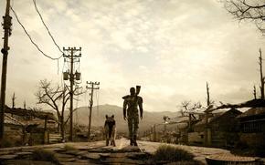 Fallout, muzhik, Dog: D