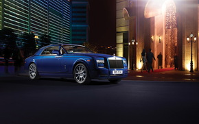 rolls-royce, Phantom, coupe