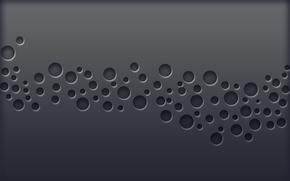 абстракция, узоры, круги