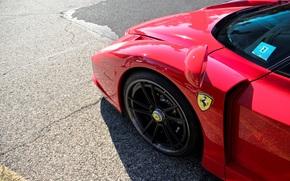 logo, emblme, fond d'cran voiture, Ferrari