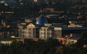 georgia, tbilisi, грузия, Avlabari Presidential Palace, Президентский дворец в Авлабари