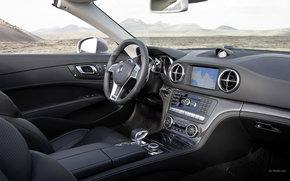 Mercedes-Benz, Clase SL, Coche, Maquinaria, coches