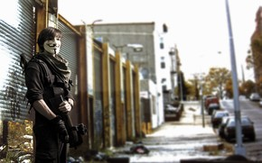 arma, rua, Anon