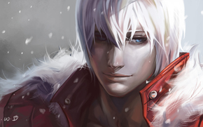 devil may cry, dante, facet,