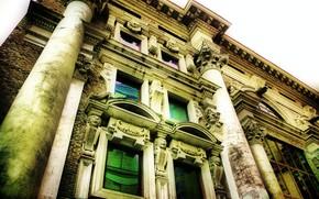 home, facade, City
