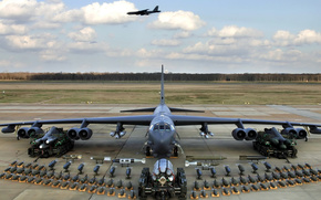 самолет, бомбардировщик, оружие, техника