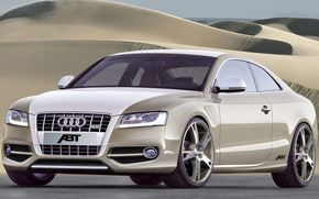 bianco, beige, Audi