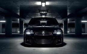 Estacionamento, Estacionamento, Volkswagen
