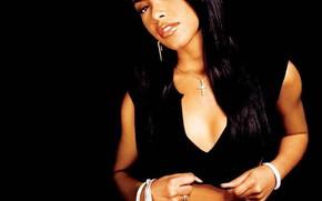 Aliyah, Aaliyah, attori