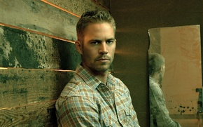 Paul Walker, Paul Walker, actor, producer, muzhik, mirror, shirt