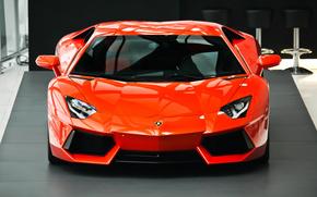 Lamborghini, Aventador, LP700-4, Lamborghini, Aventador, auto, macchinario, Auto