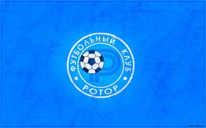 rotor, Volgogrado, club, ftbol, ftbol, simbolismo