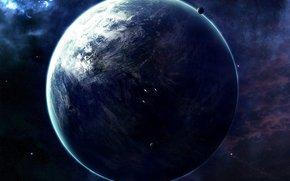 Земля, планета, будущие.