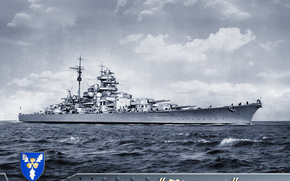 bismarck, Bismarck, ship, battleship, German Navy battleship