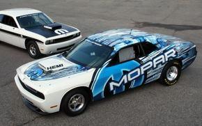Drift, Dodge, Challenger