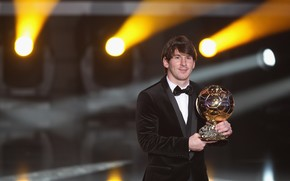 Messi, Lionel, ftbol, Deporte, Baln de Oro, Argentina, Barcelona, lol, mejor