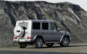 Mercedes-Benz, G-Class, Main, maini, masini