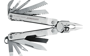 Leatherman, cnife, armas