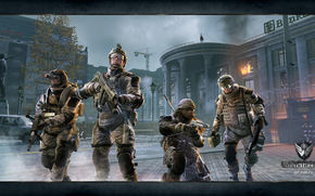 warface, game, pc, Soldiers