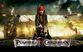On Stranger Tides, Jack Sparrow
