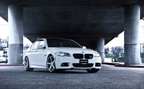 Car, machinery, Tuning, bridge, bmw