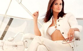 Courteney Cox, Courteney Cox, attori