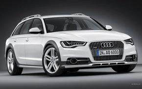 Audi, A6, авто, машины, автомобили