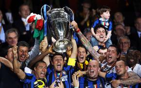 Интер, интернационале, лига чемпионов