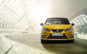 Seat, ibiza, Car, machinery, cars