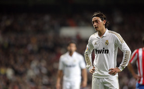 Mesut Ozil, futebol, Real Madrid