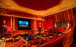 Divani, TV, comfort