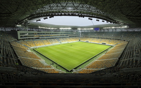 Arena Lviv, Lions Arena