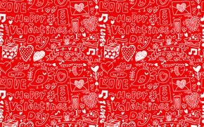 Valentinstag, lieben, Glck