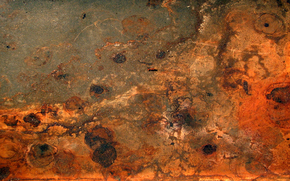 ржавчина, текстуры, рыжий, металл