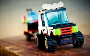 trailer, macro, machine, jeep, Track, designer, toy, Wheel