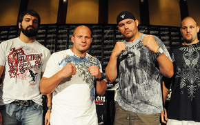 Fedor Emelianenko, Ruso, Andrei Arlovski, Bielorrusos, MMA, peleas mixtas, Hermosas camisetas