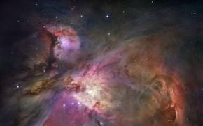 nebula, gas, hot, photo