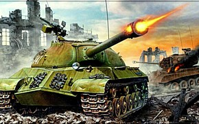 tanque, Vehculos, guerra