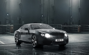 machine, water, light, Bentley