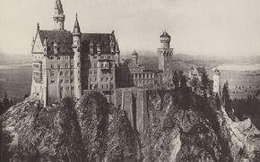 Замок, Нойшванштайн, neuschwanstein