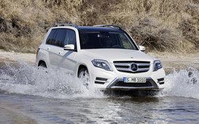 Mercedes-Benz, GLK-Class, Car, machinery, cars