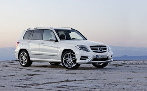 Mercedes-Benz, Classe GLK, Voiture, Machinerie, voitures