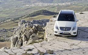 Mercedes-Benz, Classe GLK, Auto, macchinario, auto