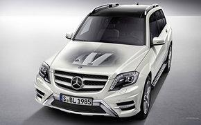 Mercedes-Benz, GLK-Class, авто, машины, автомобили
