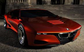 BMW, prototype, chteau